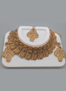 Latest Designer Indian Wedding Bridal Neckalce Set