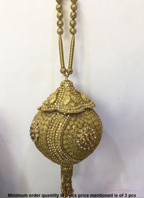 Designer round shape metal clutch bag online