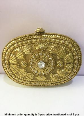 Latest Collection Of Metal Clutch Bag And Purses